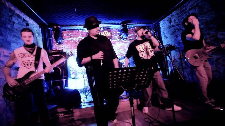 ''Boss Dogz'' Mask Live Konser -Gangsta-