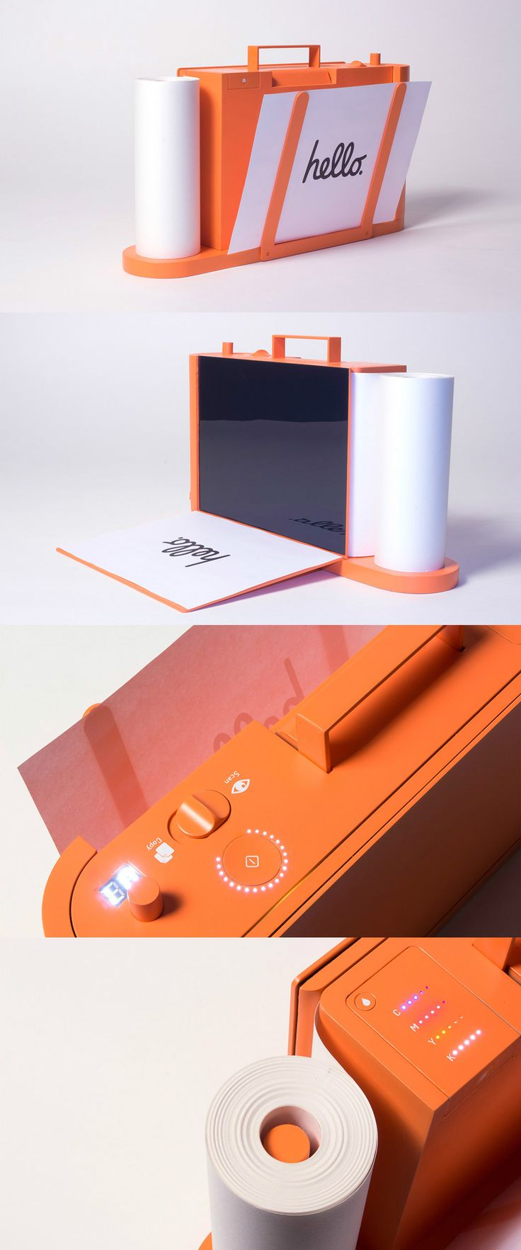 A Printer You Won't Despise! READ FULL STORY AT YANKO DESIGN