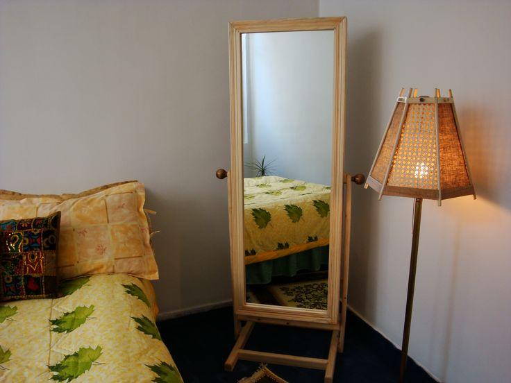 Room, Mirror, Light