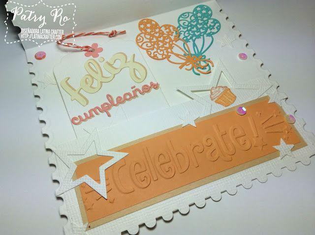 Blog Hop: Celebramos juntas ...http://artemanual-scrap.blogspot.com/2015/12/blog-hop-celebramos-juntas.html