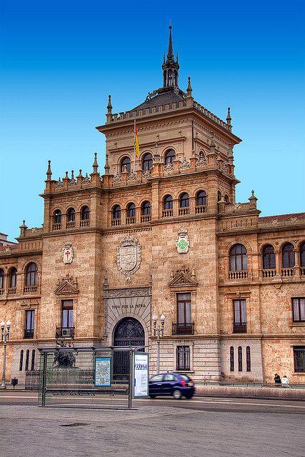 Academia de Caballería, Valladolid, Spain