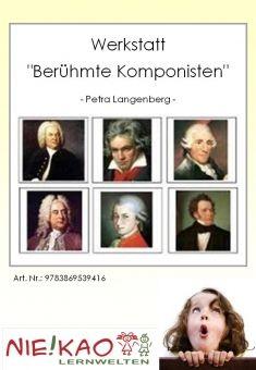 """Werkstatt - """"Berühmte Komponisten""""                                                                                                                                                     Mehr"""
