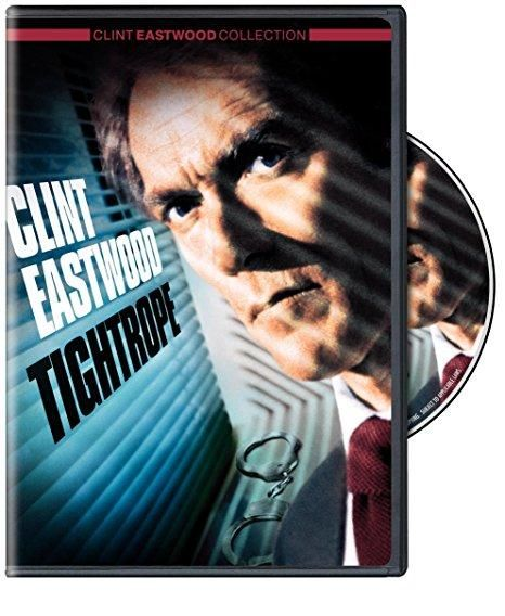 Tightrope (1984 / DVD) Clint Eastwood, Genevieve Bujold, Dan Hedaya, Alison Eastwood, Jennifer Beck