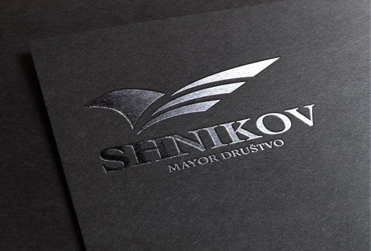 Shnikov Silver Logo