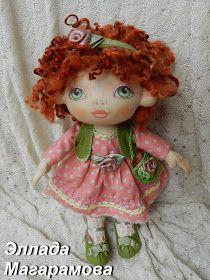 А вот и она - Яся. Вообще то она Ярослава, но вся семья зовет ее Яськой.  Непослушные рыжие кудри, большие зеленые глаза и шкодный...