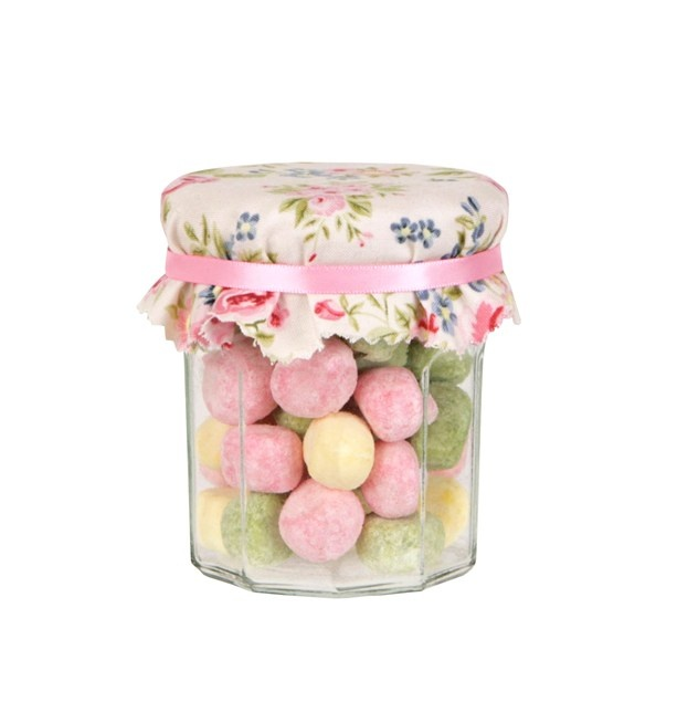Bon bons in jam jars