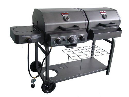 17 best Dual Gas Charcoal Grill images on Pinterest ...