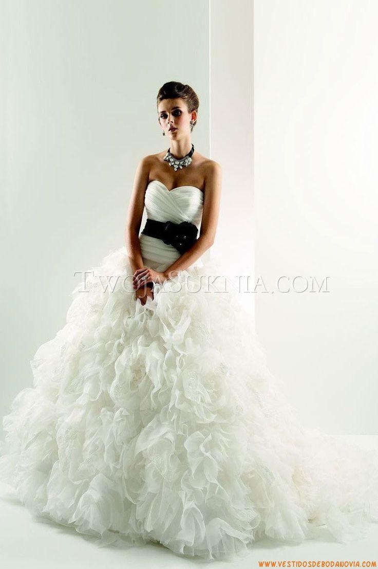 Vestido de novia Jasmine T435 Couture - Bestsellery