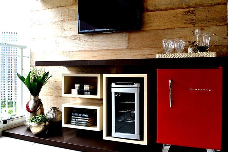 decoração adega sala de jantar - Pesquisa Google