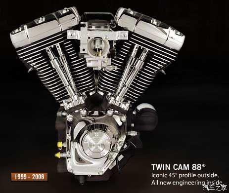 【说客】哈雷摩托的第9款发动机有何亮点?_汽车之家
