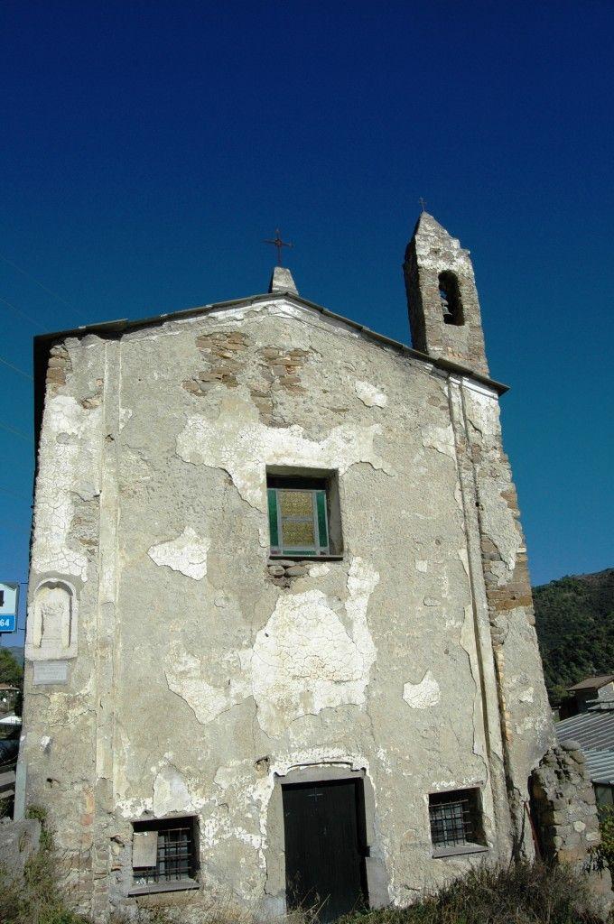 Camporosso (IM), S. Andrea