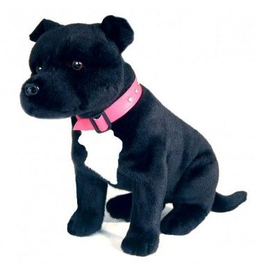 Staffordshire Bull Terrier DJ plush toy, buy Bocchetta Plush Toys online, Plush n Stuff stocks their entire range of stuffed toys and our prices are always the lowest! We are a growing online plush toy superstore offering the best discounts.