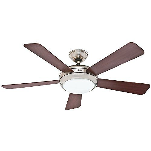 Hunter Fan Company 59052 Contemporary Palermo Ceiling Fan with Five Cherry/Maple Blades, 52-Inch, Brushed Nickel Hunter Fan Company http://www.amazon.com/dp/B00S5FEDLO/ref=cm_sw_r_pi_dp_H0Gtvb1JC53HK