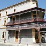 Austral Hotel, #rundlestreet #saltdamptreatment #adelaide