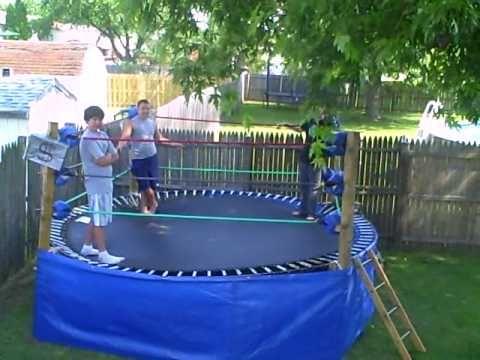 25 best ideas about backyard trampoline on pinterest trampoline