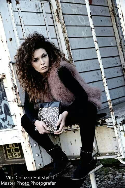 """""""Testimonial For a Season"""" Hair & Make Up ELISA COLAZZO Foto: Cristian Giangreco #fashion #hair #style #vitocolazzoparrucchieri"""