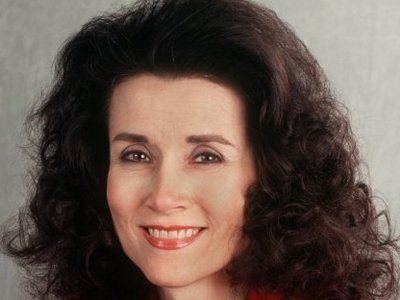 marilyn-vos-savant--Marilyn Vos Savant has an IQ over 180. Unreal!