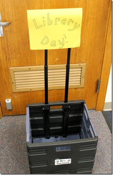 Great idea so you don't have to remind students to  turn in their book!