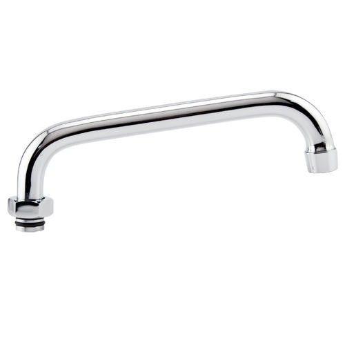 """8""""+Swing+Spout+for+Commercial+Faucet+-+Chrome"""