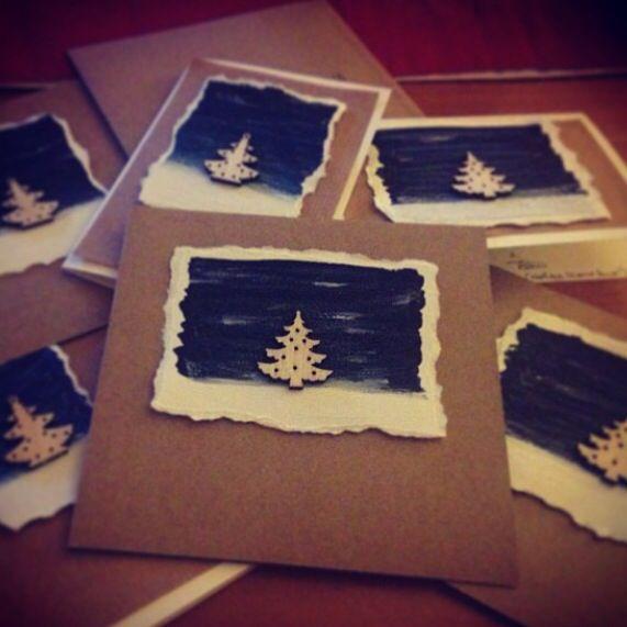 Christmas cards | DIY
