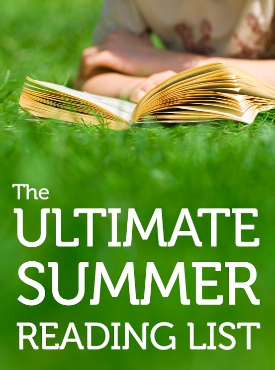 The Ultimate Summer Reading List.  Summer is just around the corner — that blissful time of year when you can kick back in the sun and get lost in the books you've been meaning to read for months.  Whether you're searching for an easy read for the beach, or a more thought-provoking novel to discuss with your friends, we've rounded up 22 different books to keep you reading all summer long.