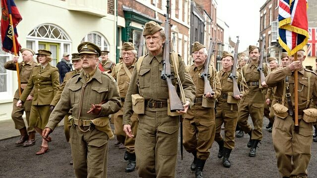 Freud, Dad's Army and 70 years of Nazi jokes #Germany