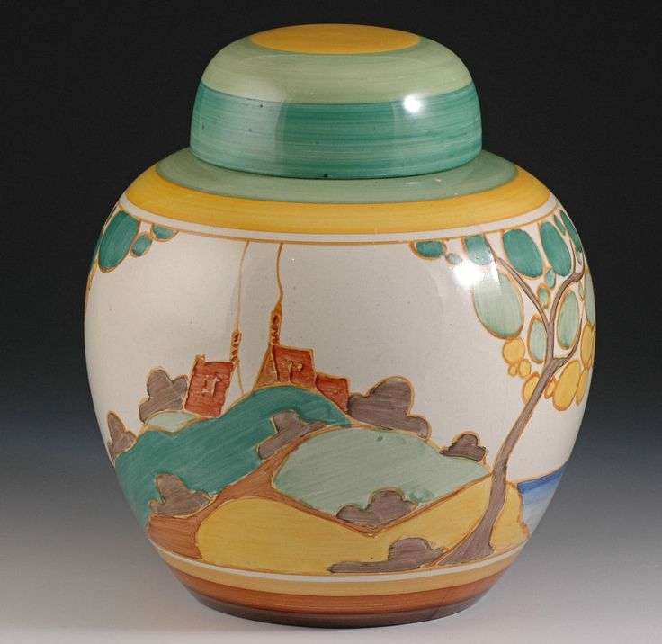 secrets ginger jar