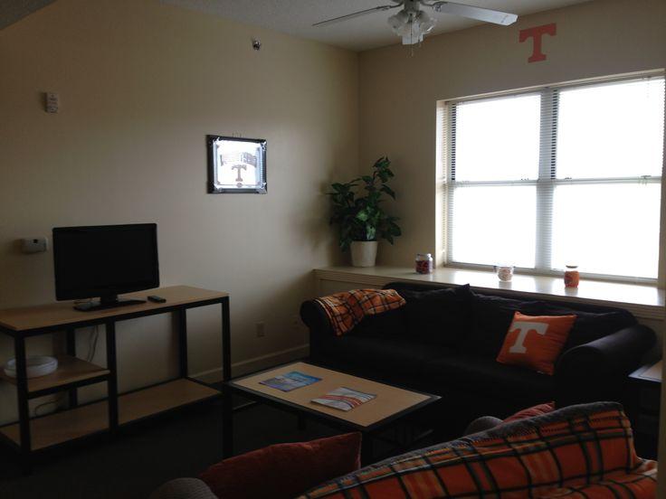Volunteer Hall Apartment Living Room Volunteer Hall