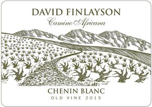 Edgebaston David Finlayson Camino Africano Chenin Blanc 2015 - a 5 Star Platter old vine Chenin Blanc with pedigree #wine #whitewine #CheninBlanc #SouthAfricanwine #Stellenbosch #5Stars #winelovers #wineoclock #deals #value