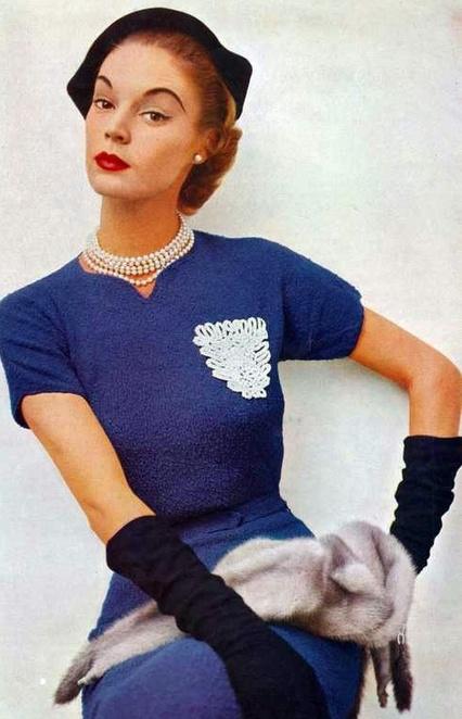 Jean Patchett <3 1950's