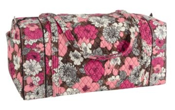 CUTE bag!: Mocha Rouge, Favorit Things, Duffel Bags, Vera Bradley, Travel Bags, Bradley Duffel, Vera Bags, Xl Duffel, Bradley Bags