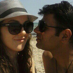 The best greek couple I know   Elena & Nickos