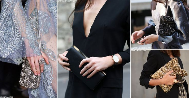 Party-Ready Clutch Bags On The High Street | sheerluxe.com