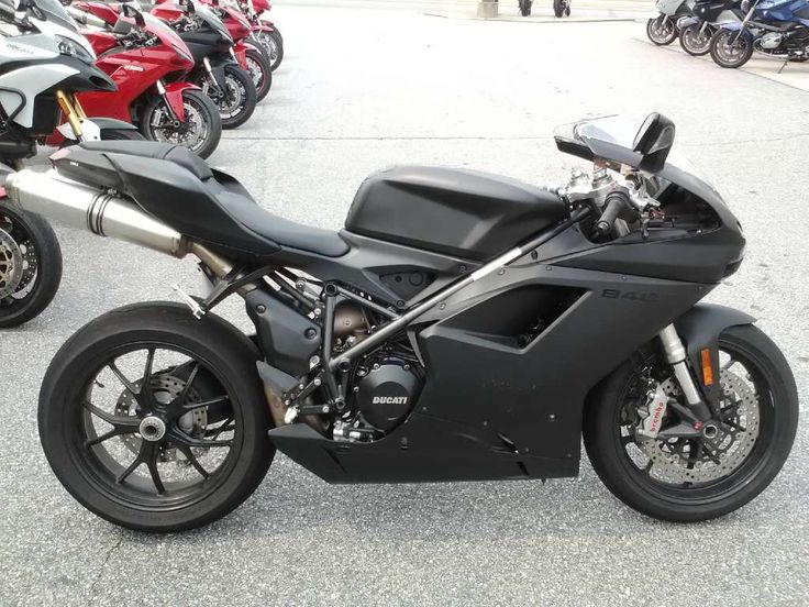 Check out this 2011 Ducati Superbike 848 EVO listing in Greenville, SC 29607 on Cycletrader.com. It is a Sportbike Motorcycle and is for sale at $8495.