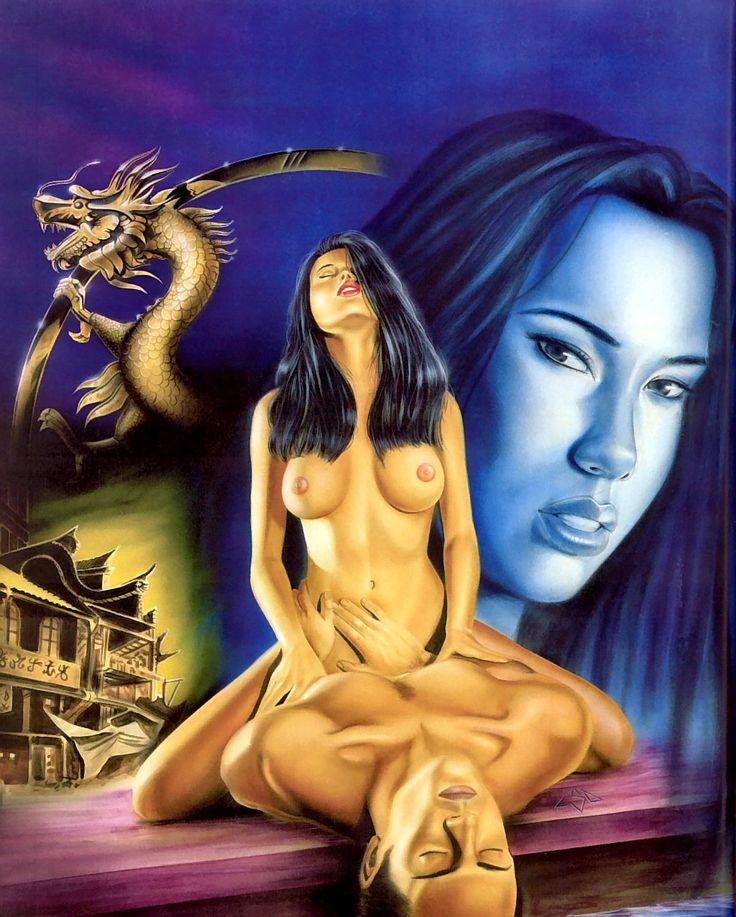 tjilpen erotisch fantasie