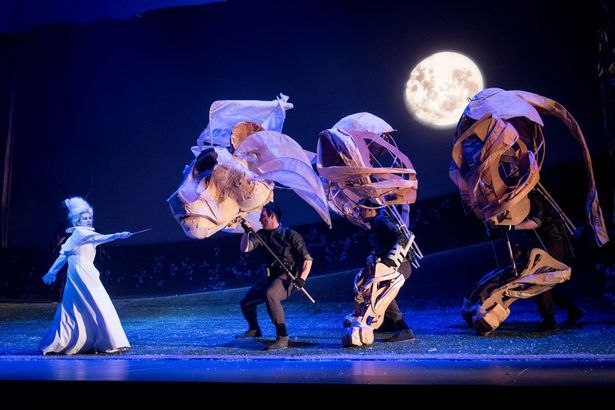 The Lion, The Witch at the Wardrobe at Birmingham Rep