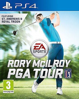 Ps4 Golf Game
