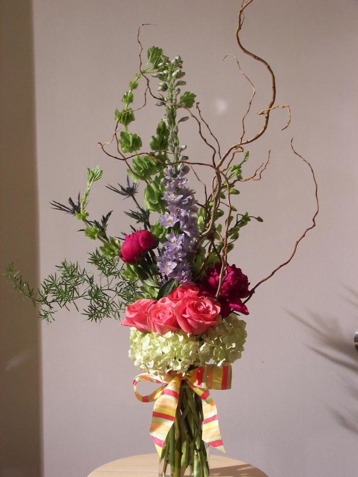 17 best images about delphinium on pinterest floral for Flower arrangements with delphinium