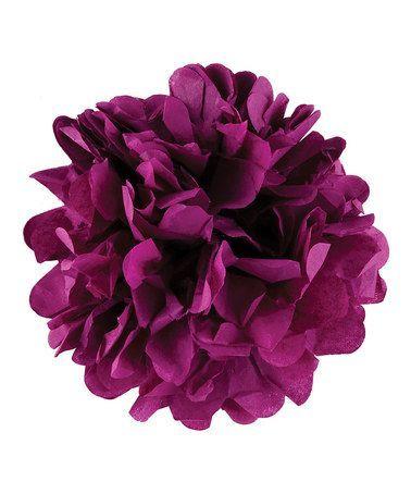 Pom Pom 35cm - Imperial Purple - £2.99 : Little Cherry