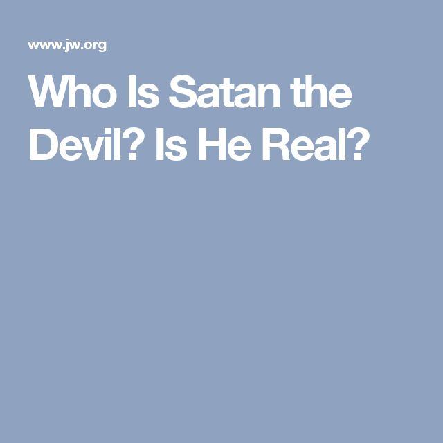 Lucifer Question: 220 Best JW.org Images On Pinterest