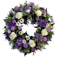 Military Funeral Wreaths Wreath