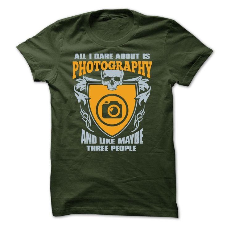 Cheap Photography T Shirt