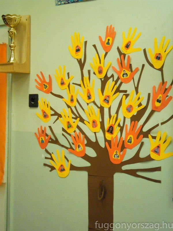Risultati immagini per őszi dekoráció tanterembe