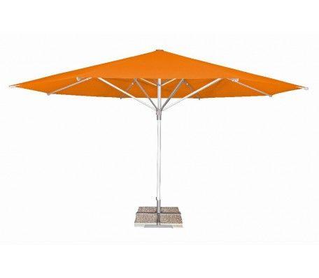 Horeca parasol TELESTAR 500 rond Orange
