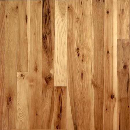 Hickory Hand Scraped Hardwood Flooring