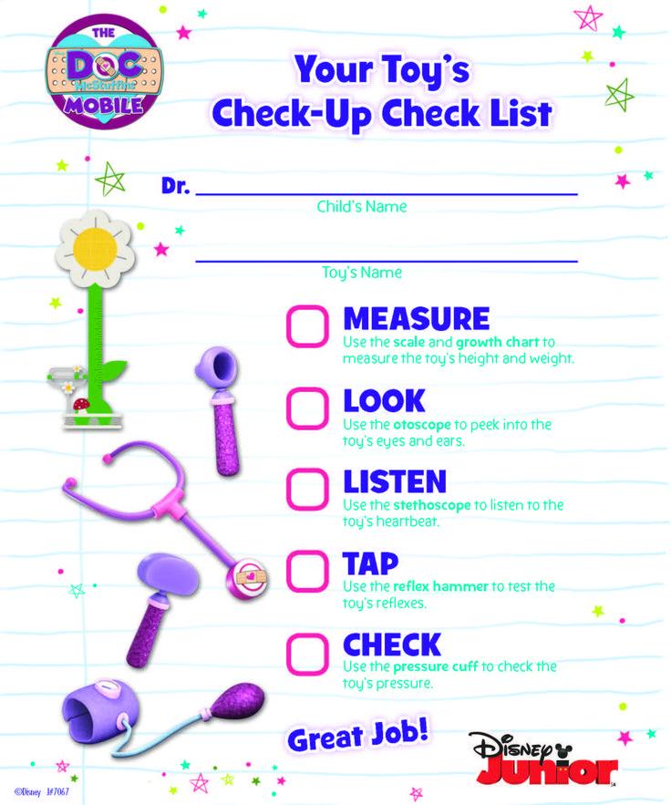 ... Doc Mcstuffins Checklist, Parties Ideas, Doc Mcstuffins Crafts