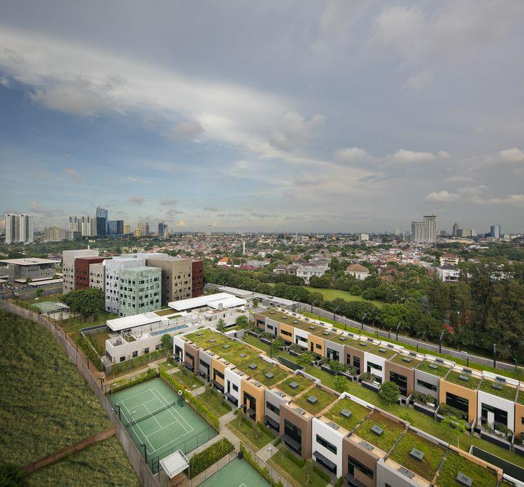 Jakarta Australian Embassy in 2019 Jakarta, Case study