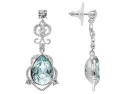 Titanic Jewelry Collection (Tm) Roberta's Captivating Teardrop Earrings