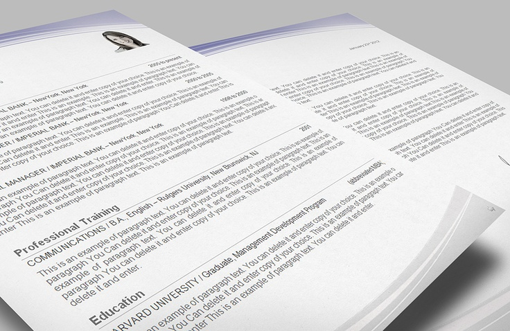 #CV, #CVTemplate, #CoverLetter, #CV-Word-Template - CV templates give you full control over your CV. Editable with Microsoft Word
