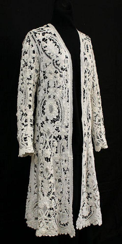 Irish+Crochet+Lace+Free+Patterns | The History & Beauty of Irish Lace Crochet